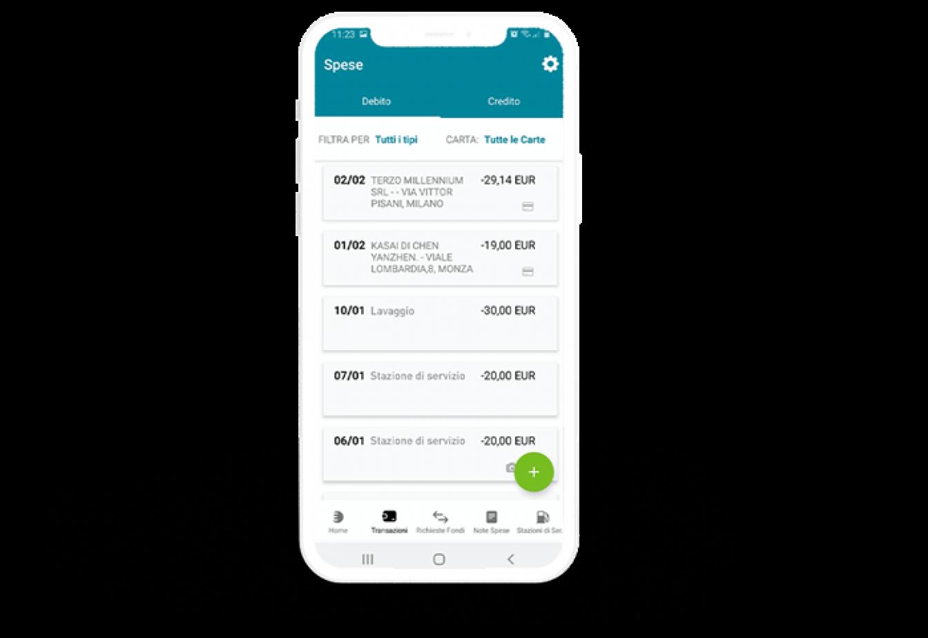App-ExpendiaSmart-Edenred-nota-transazioni